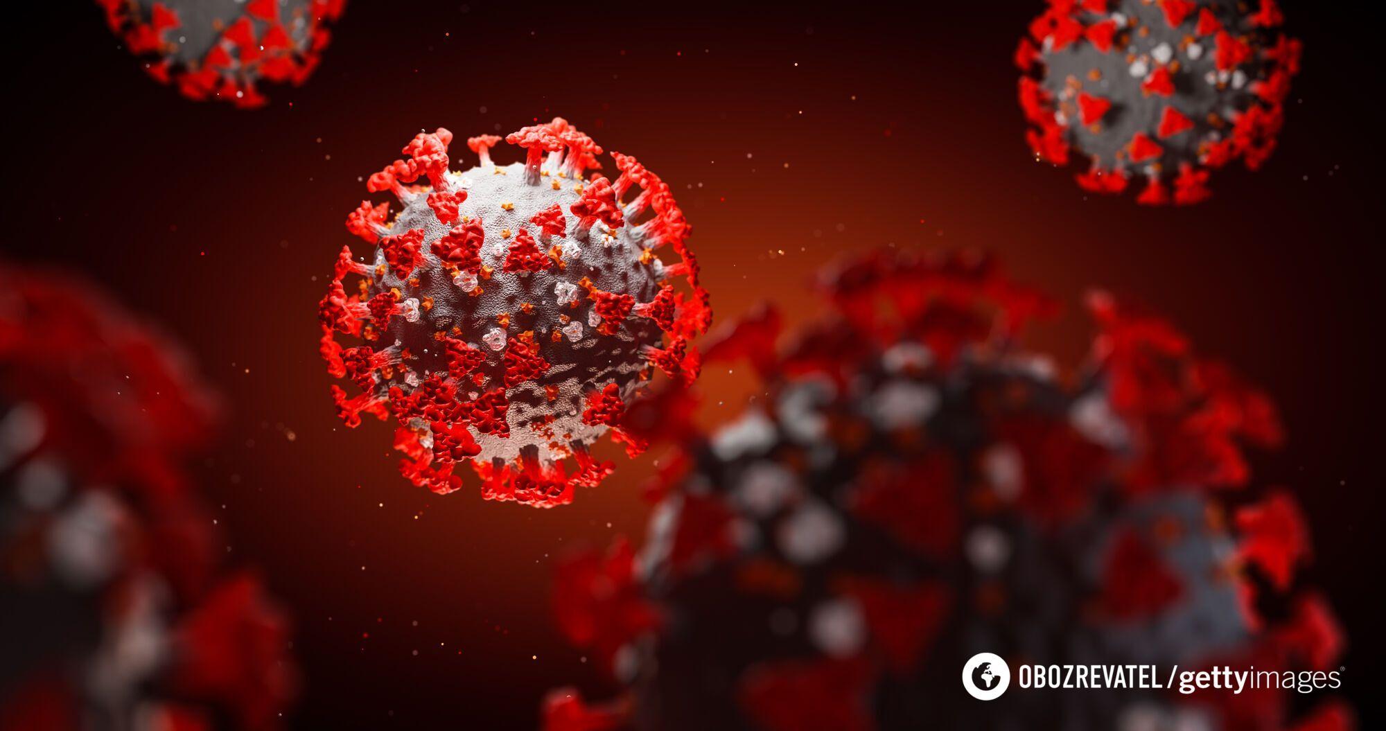 Коронавірус не може змінювати ДНК