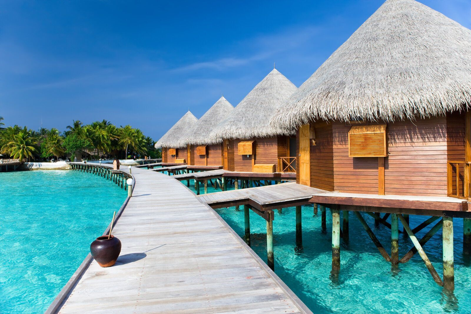 Мальдіви називають райським місцем
