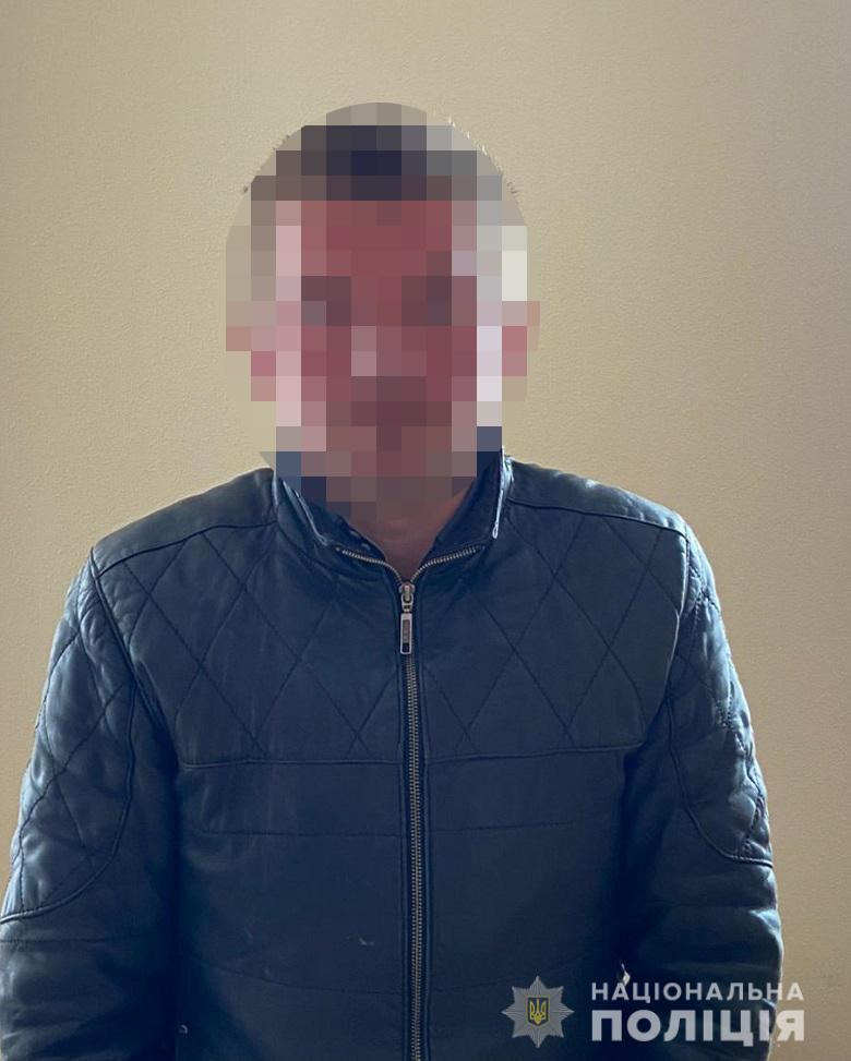 Подозреваемым оказался 32-летний мужчина