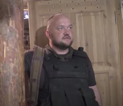 """Тимур в фильме """"Братья по оружию"""""""