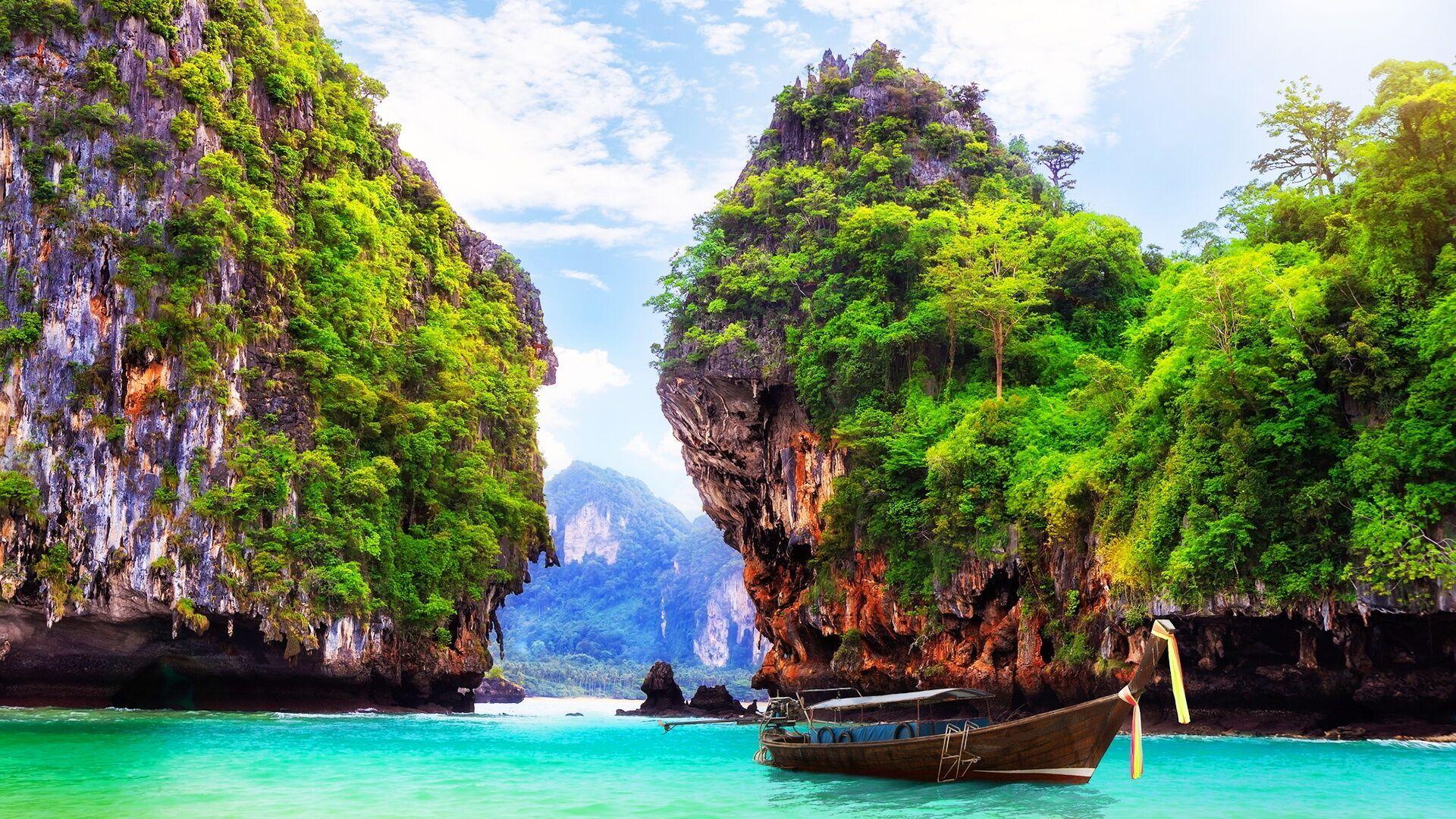 Найбільше опадів у липні реєструється на острові Ко Чанг