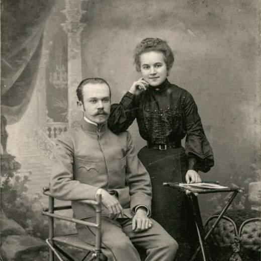 Лидером на киевском рынке фотоуслуг был Франц де Мезер