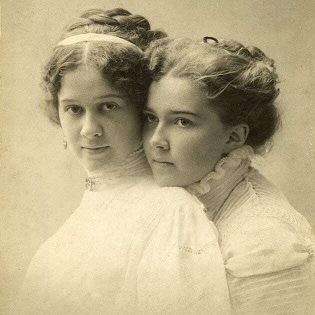 Как выглядели портреты XIX века