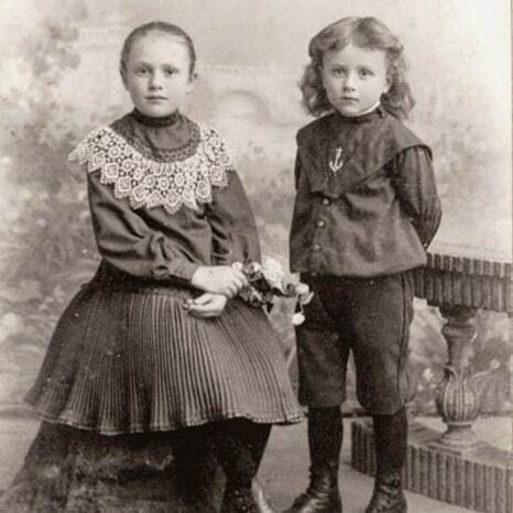 Портреты из украинского фотоателье XIX века