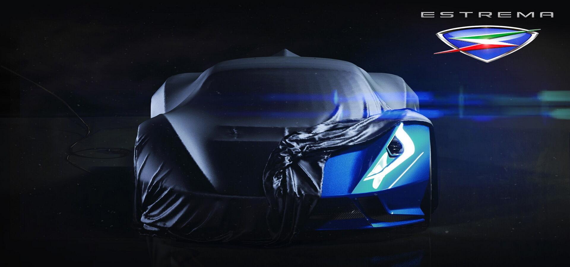 Estrema Fulminea станет первым детищем компании Automobili Estrema, основанной в Модене Джанфранко Пиццуто