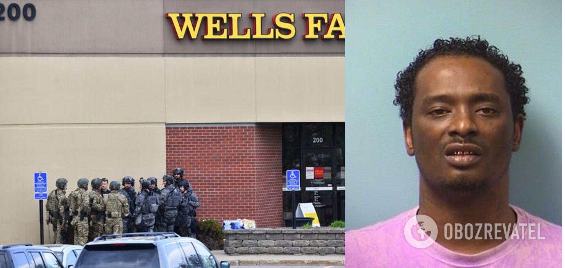 У нападі на банк підозрюють раніше судимого американця