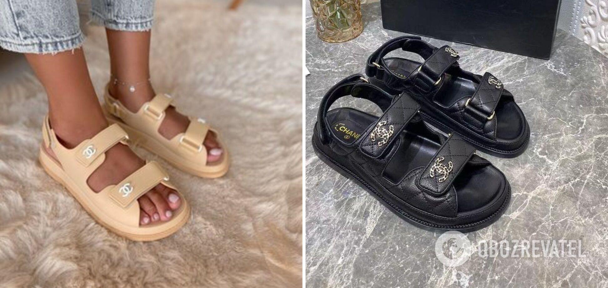Спортивные сандалии – удобный вариант летней обуви