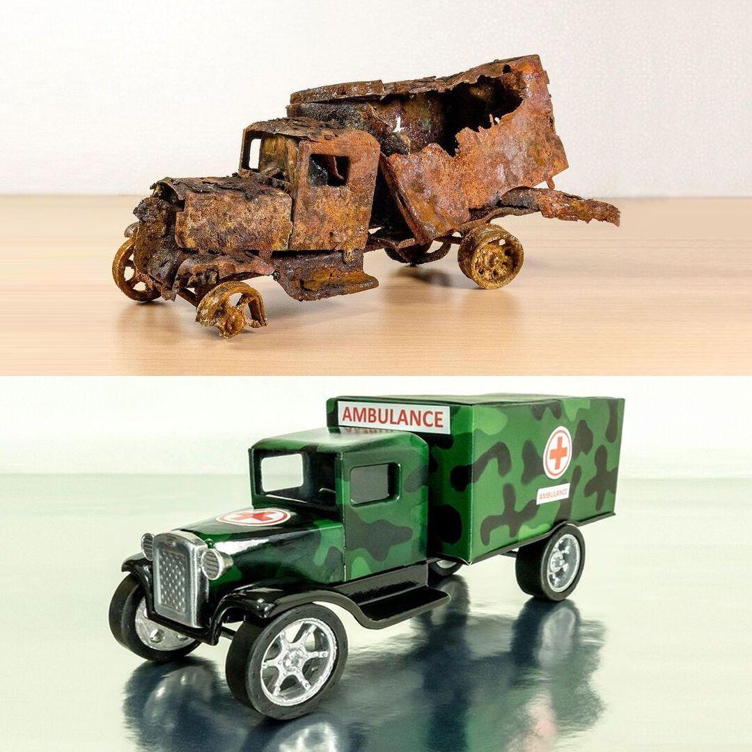 Вантажний автомобіль 30-х років