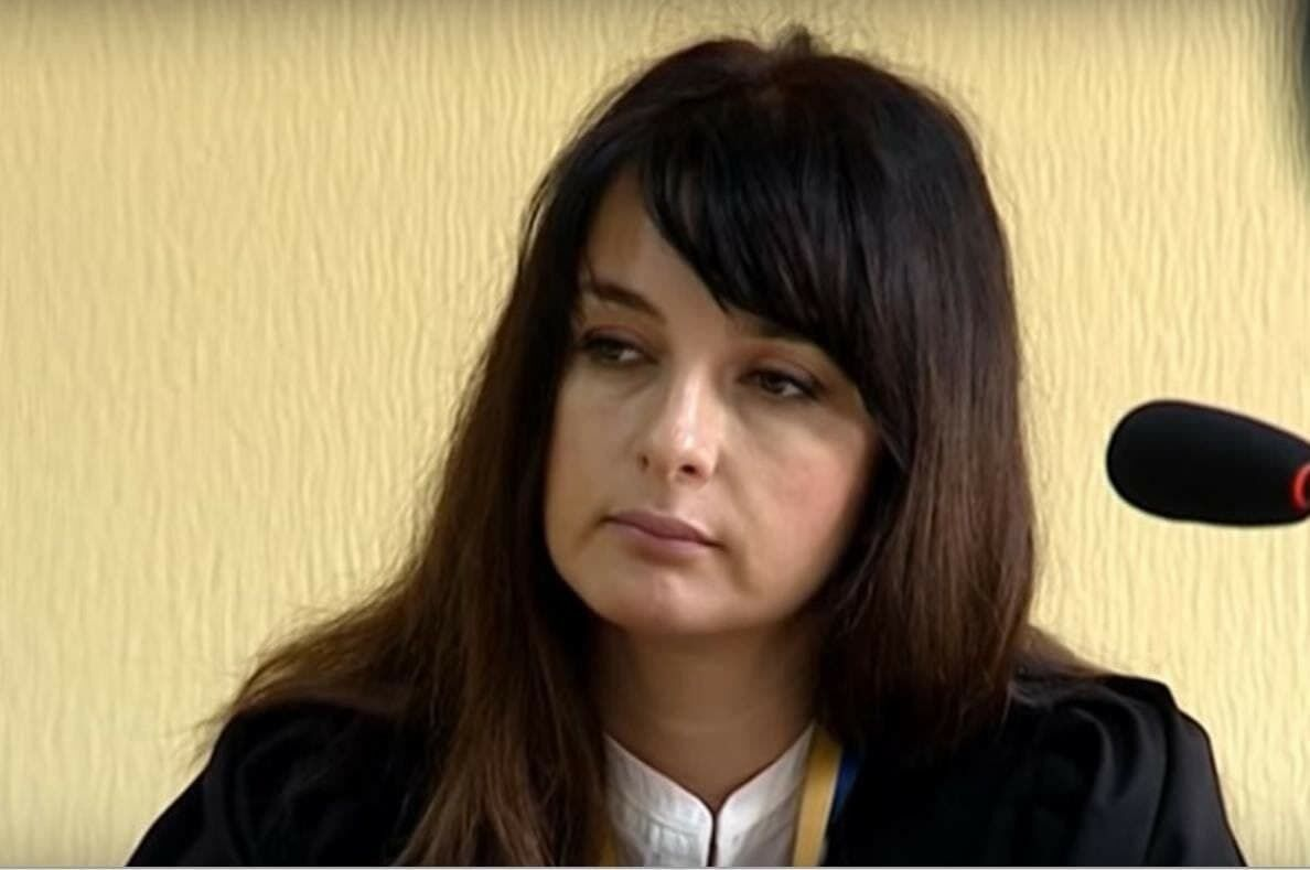 Судья Печерского районного суда Киева Кристина Константинова