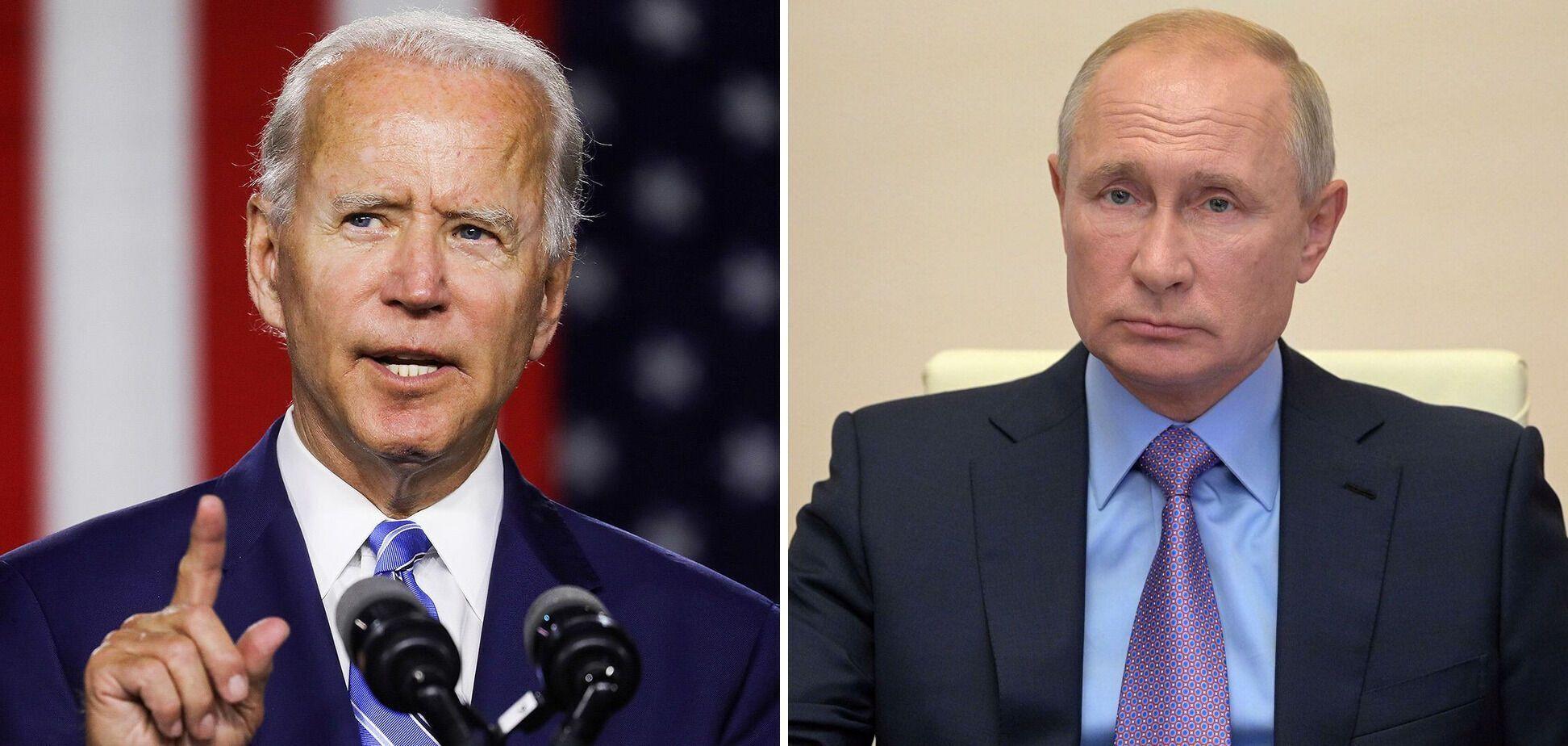 Байден і Путін можуть зустрітися влітку