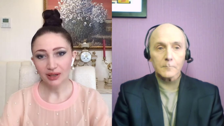 Олеся Бацман і Марк Солонін