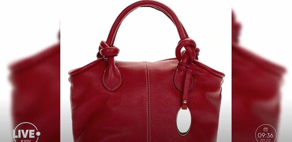 Яскраві сумки в тренді