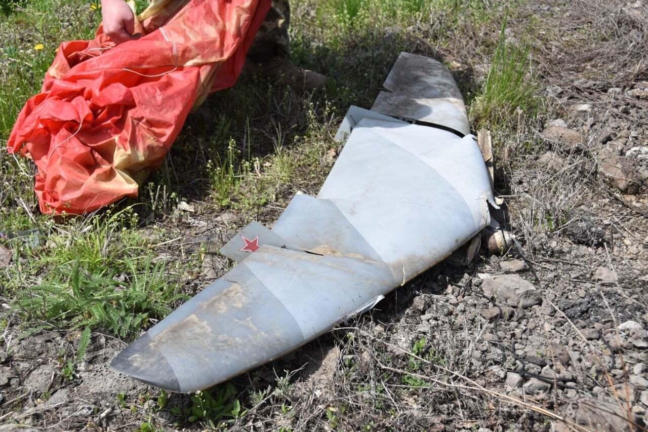 На Донбасі збили БПЛА окупантів.