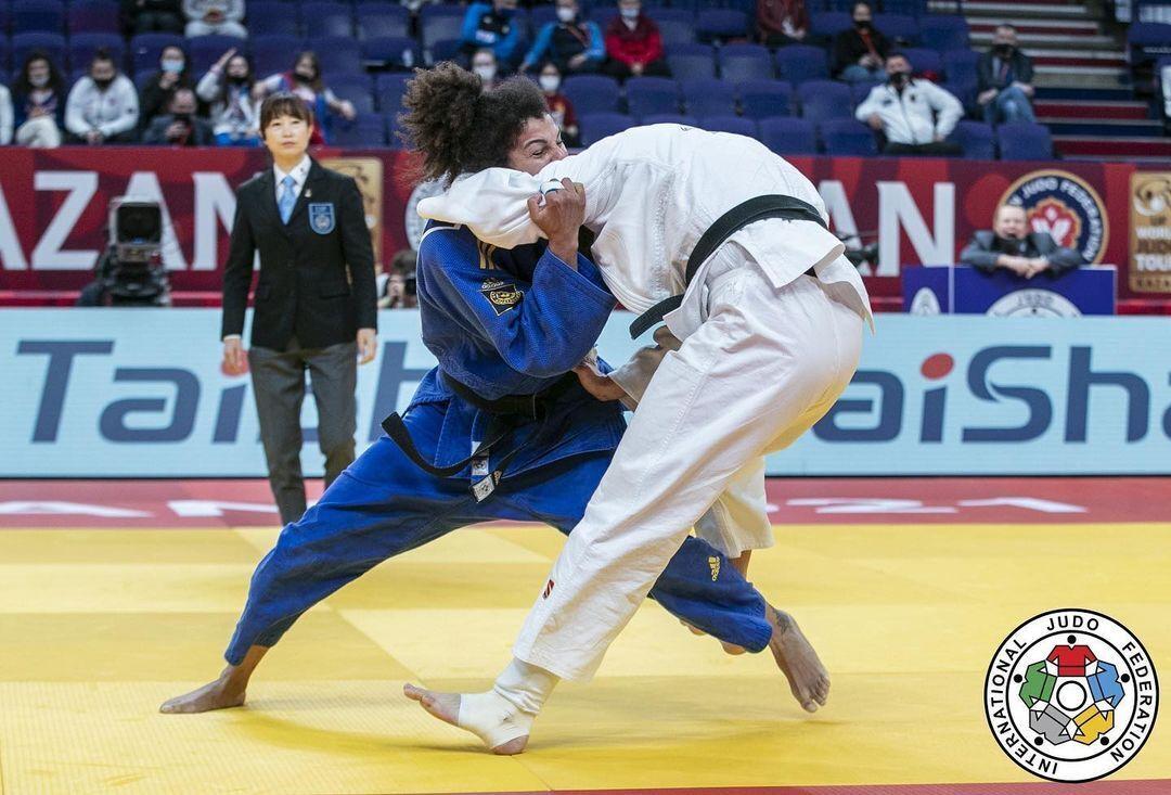 Анастасія Турчин на турнірі