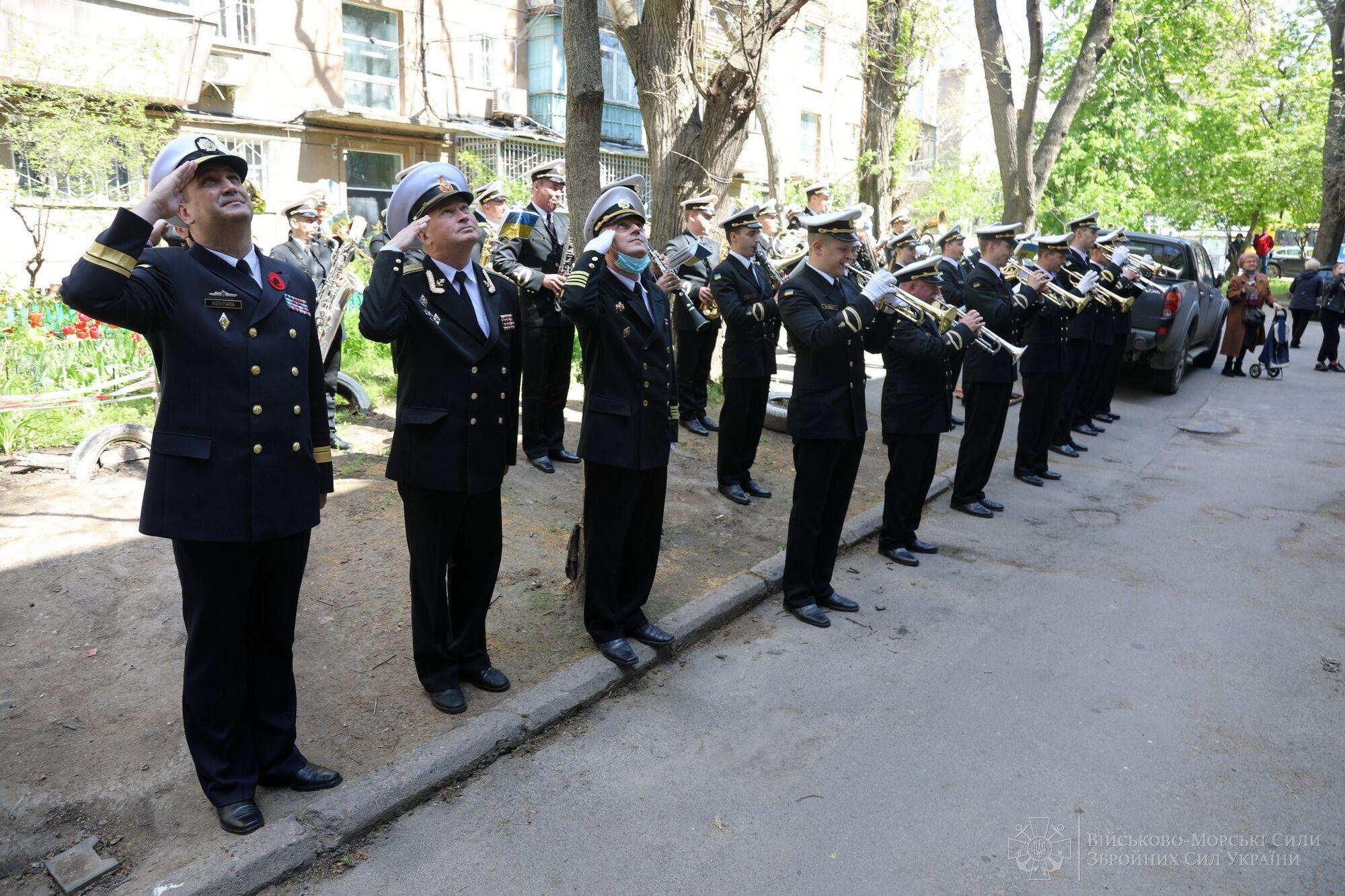 Концерт від ВМС ЗСУ