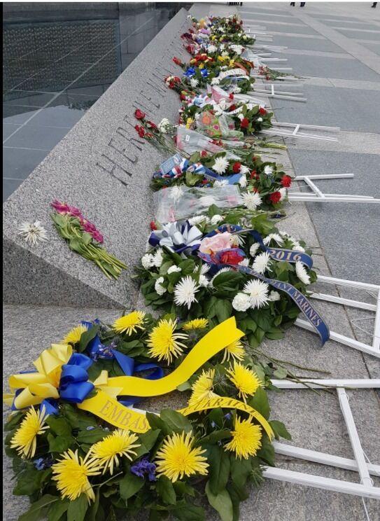 Співчуваю тим, хто втратив рідних у тій війні. Ненавиджу тих, хто починає нові війни