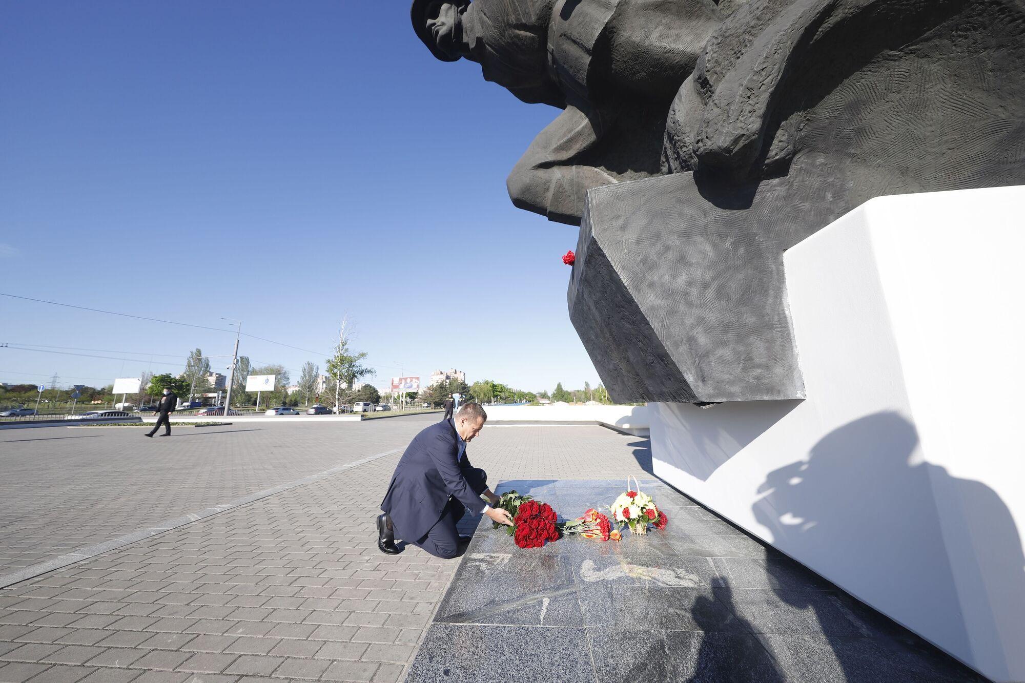 """Борис Філатов про День Перемоги: """"Це свято має бути без партійних прапорів і спекуляцій"""""""