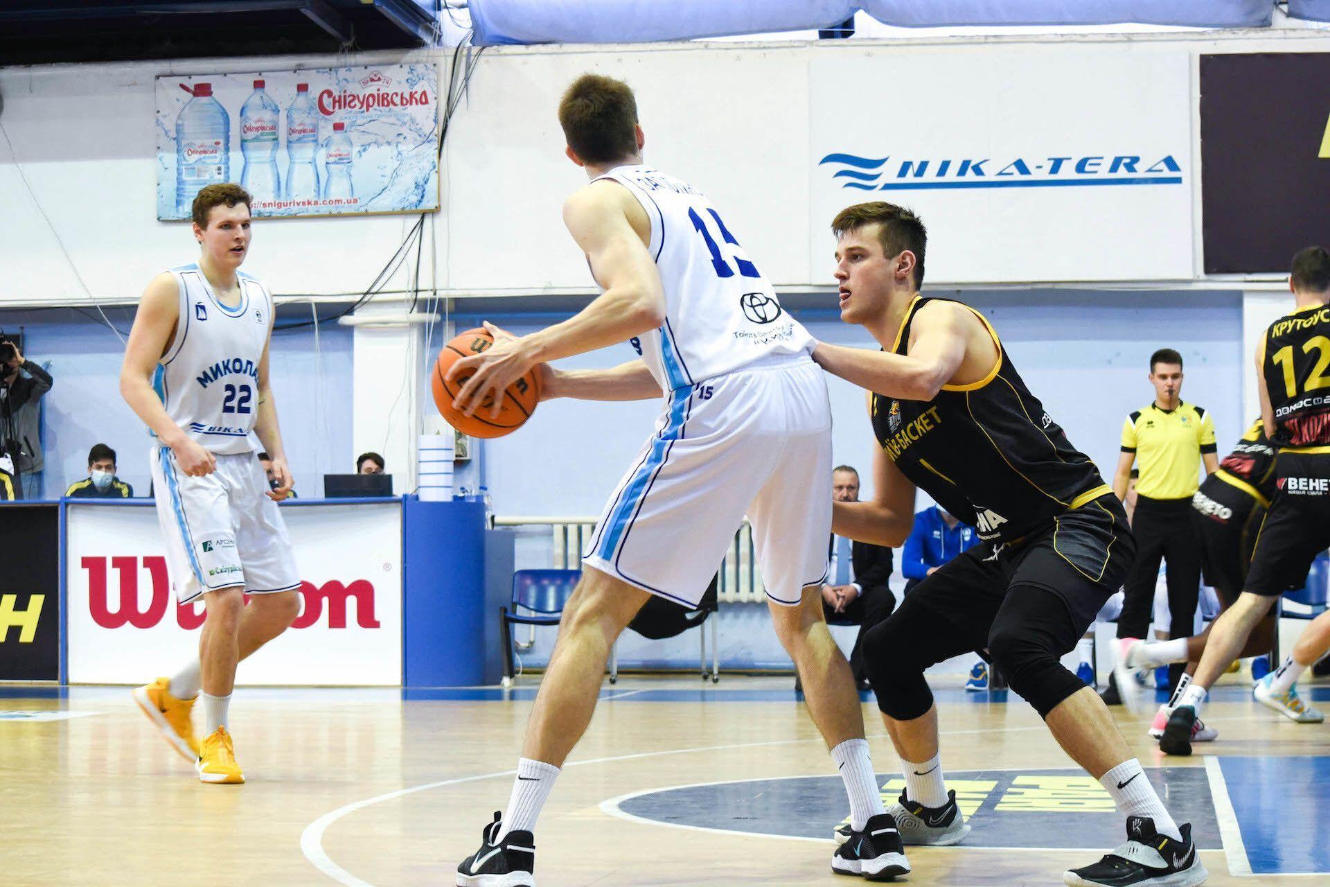 Николаев – Киев-Баскет
