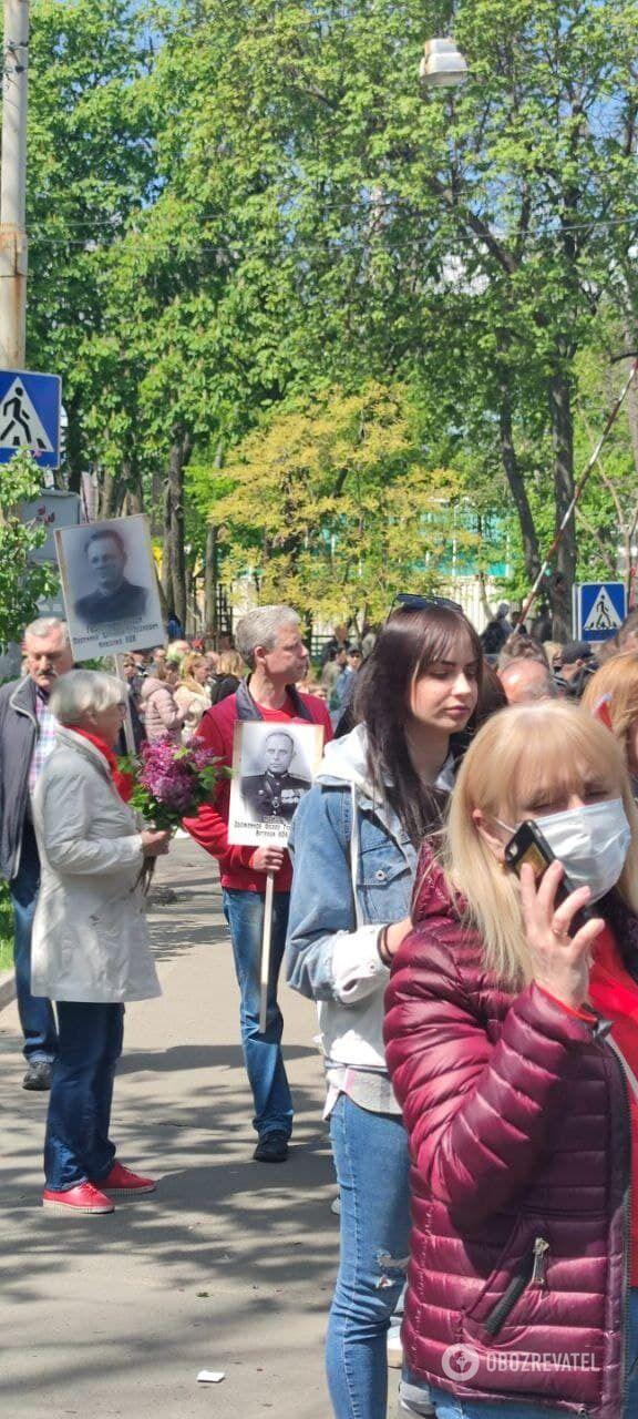 9 травня в Одесі