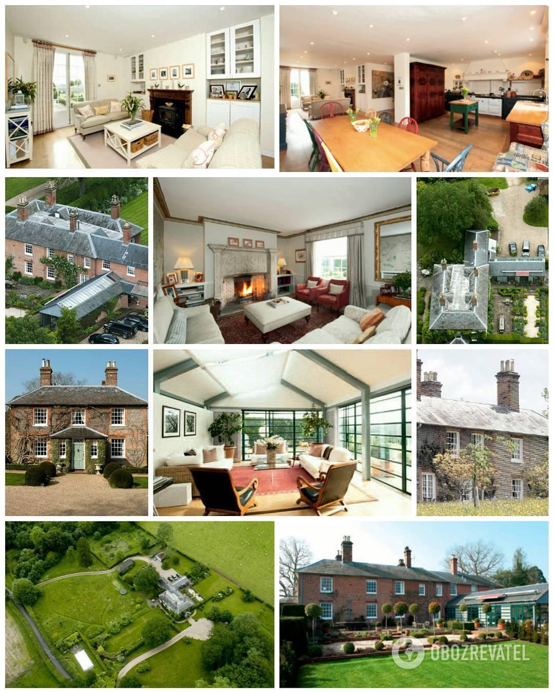 Родители герцогини Кембриджской Кейт Миддлтон живут в Bucklebury Manor