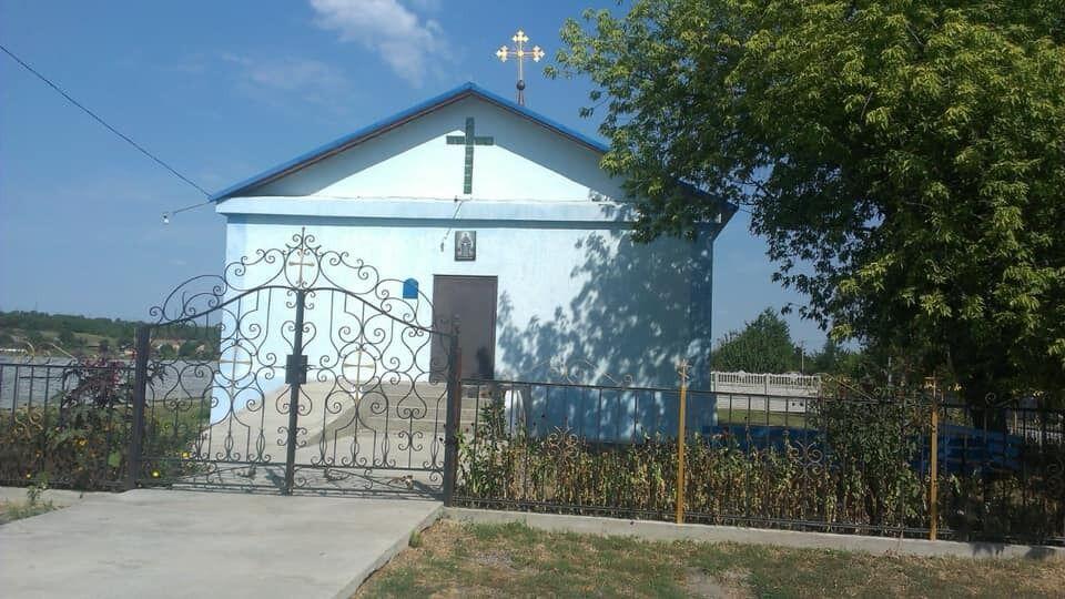 Будівля розташована у селі Гурівка на Кіровоградщині