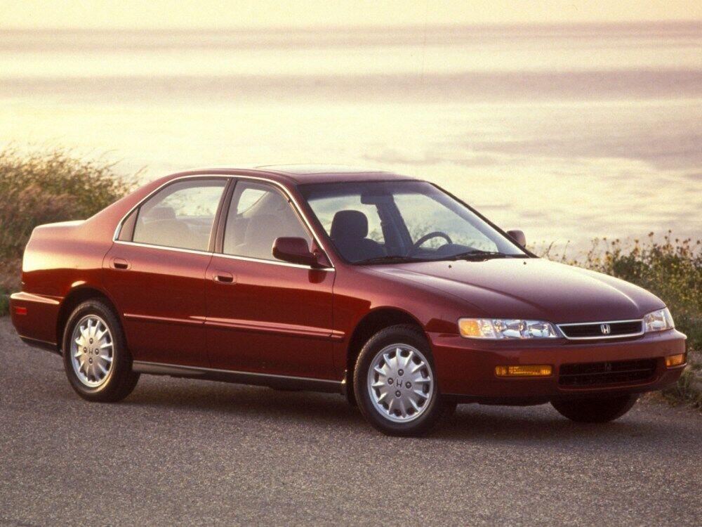 Honda Accord Джефф Безос придбав, коли заробив перший мільярд