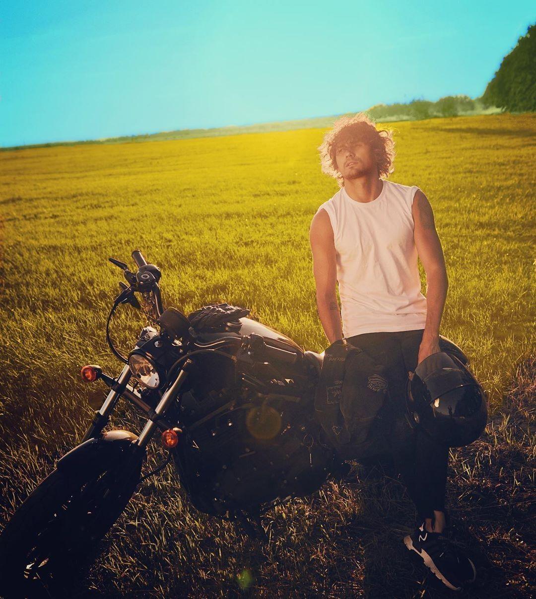 Самые дорогие покупки Евгения Кота – дом, автомобиль и мотоцикл