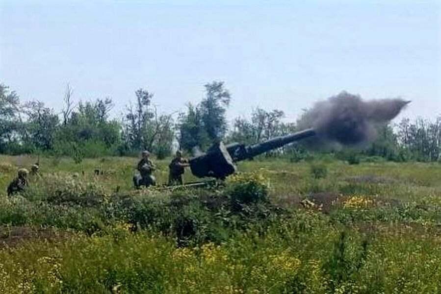 Артиллеристы ВСУ на учениях справились с поставленными задачами