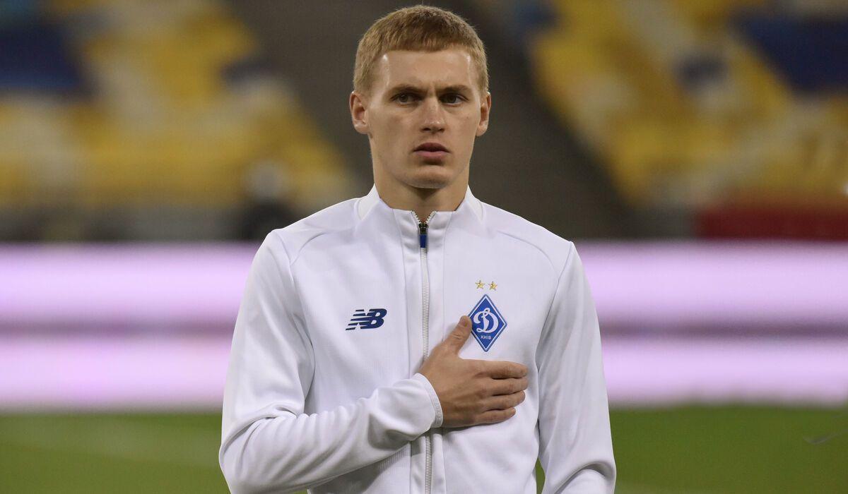 Виталий Буяльский перед матчем