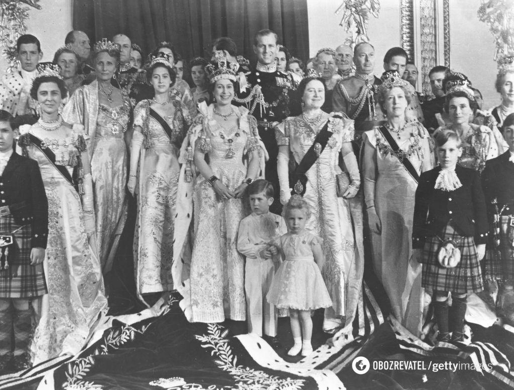 Королева Елизавета II возглавляет британский престол 68 лет.