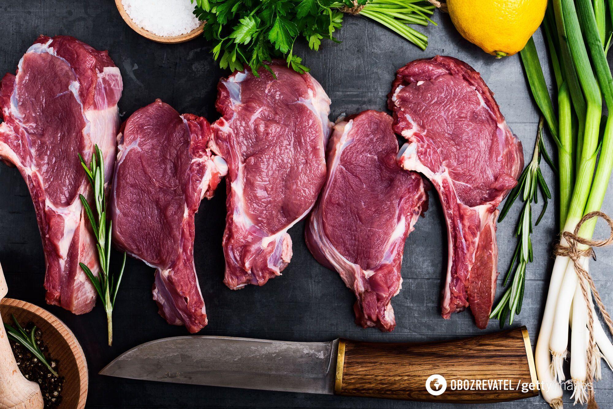 Яке м'ясо найкраще підійде для стейка