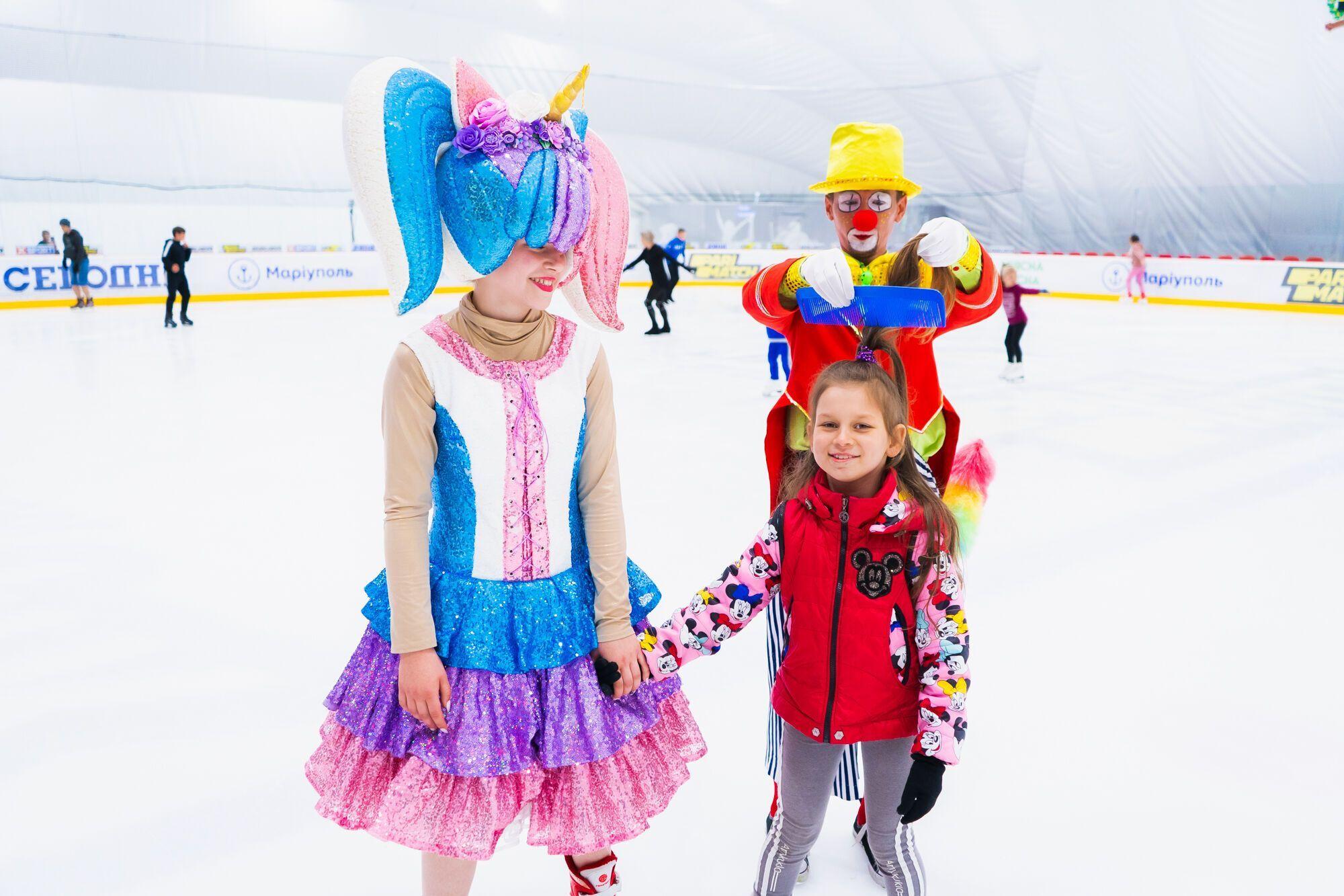 Фонд Бориса Колеснікова організував марафон дитячих святкових заходів