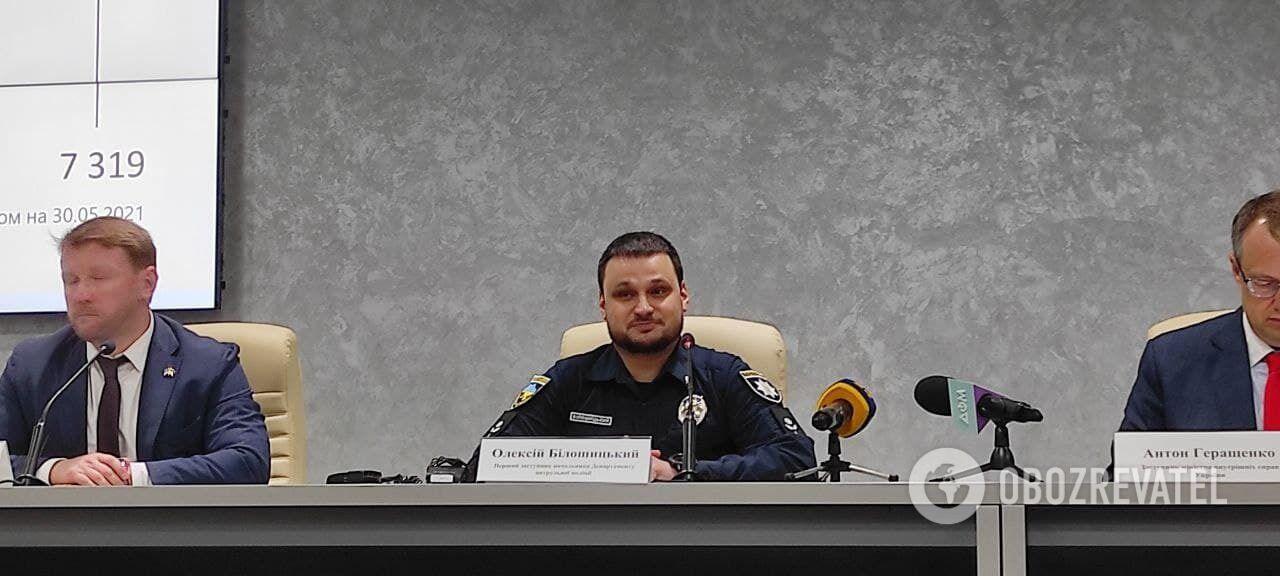 Пресс-конференция по итогам года работы системы видеофиксации нарушений ПДД