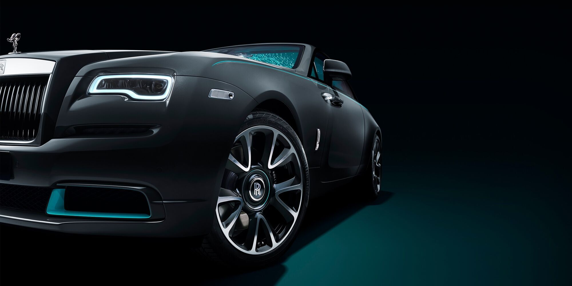 Rolls Royce Wraith – це найпотужніша модель марки
