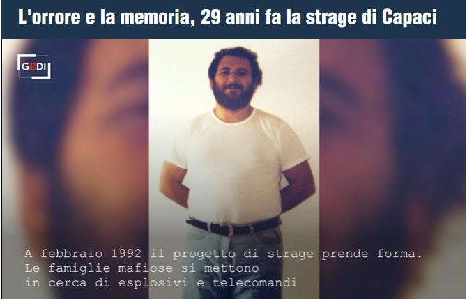 Кадры из передачи о массовой резне в Каппаччи