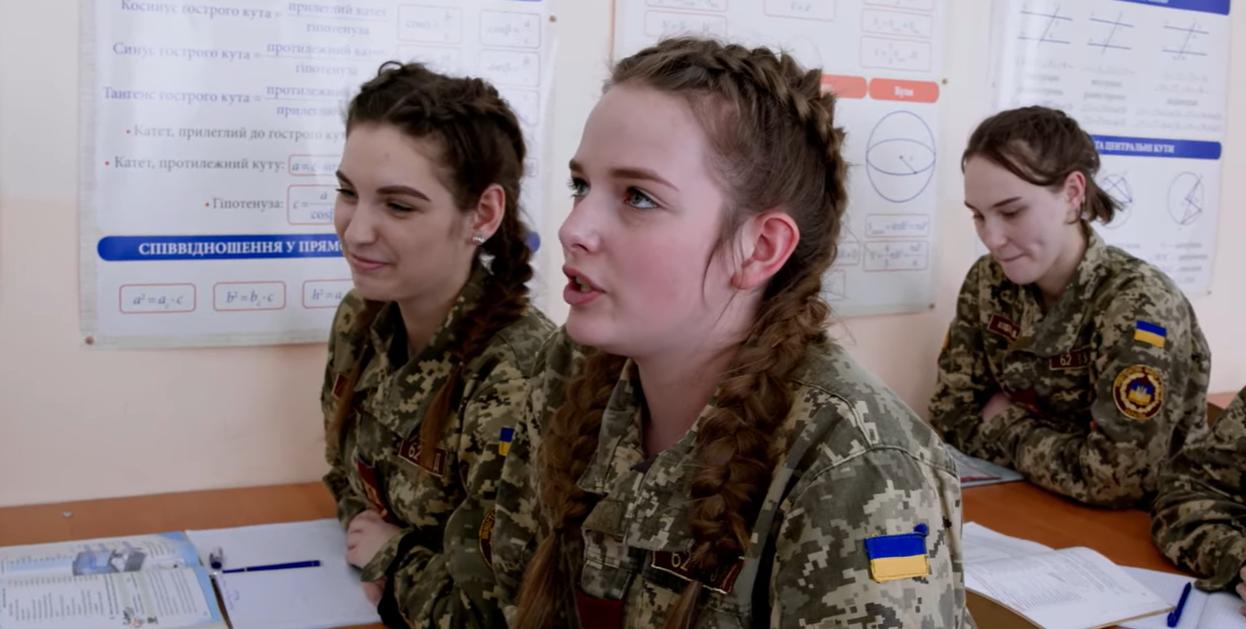 """Кадр из документального фильма """"2045: Новая национальная идея"""""""