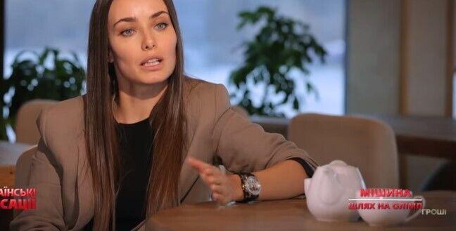 Актриса дала відверте інтерв'ю