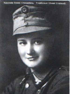 За свою деятельность Елена Степанив сидела в советских лагерях