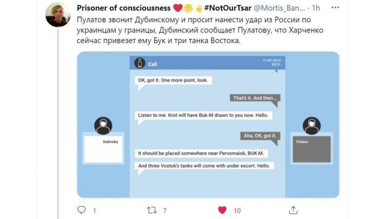 Расследователь Conflict Intelligence Team Кирилл Михайлов в своем Twitter разъясняет некоторые моменты озвученого в суде