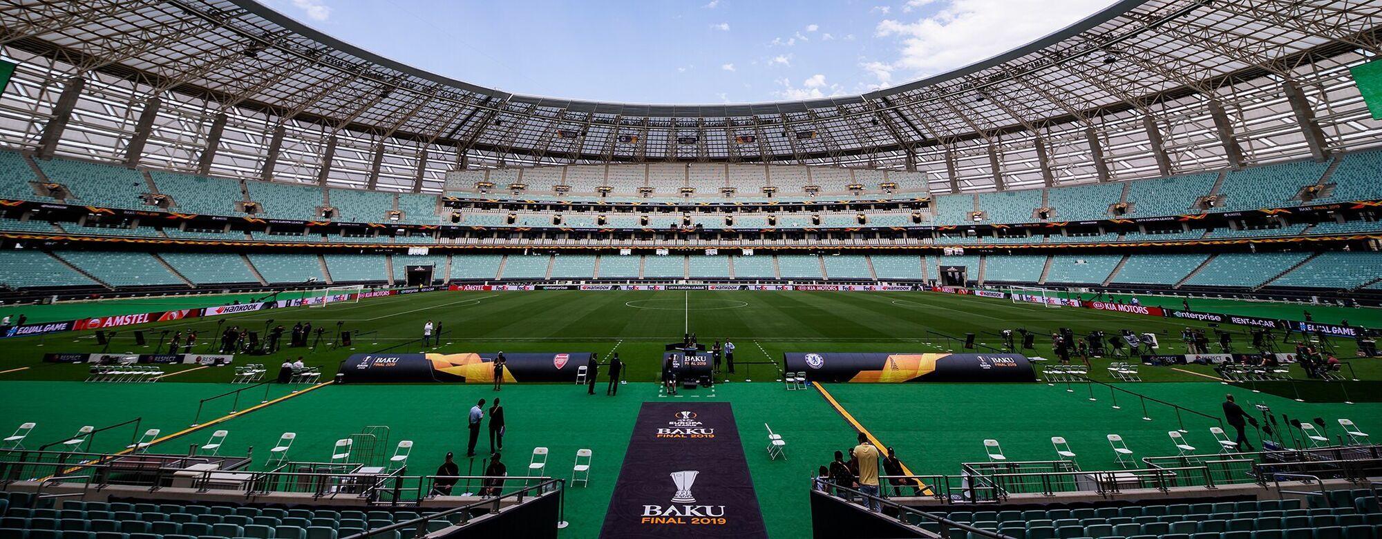 Олимпийский стадион (Баку)