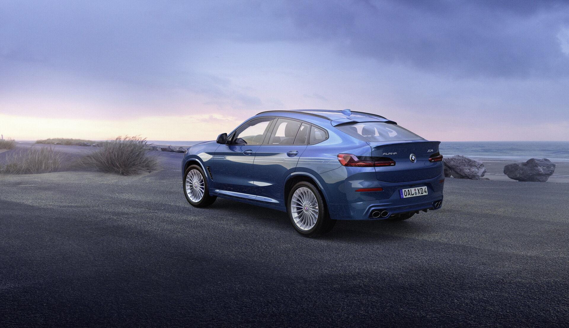 Вартість у Німеччині стартує з позначки 85 900 євро за Alpina XD3, а XD4 обійдеться щонайменше у 89 100 євро