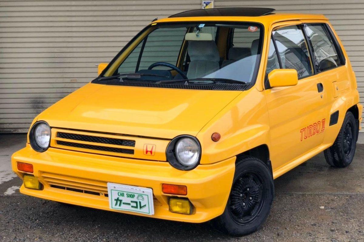 Honda City Turbo за границей может стоить больше 20 000 евро