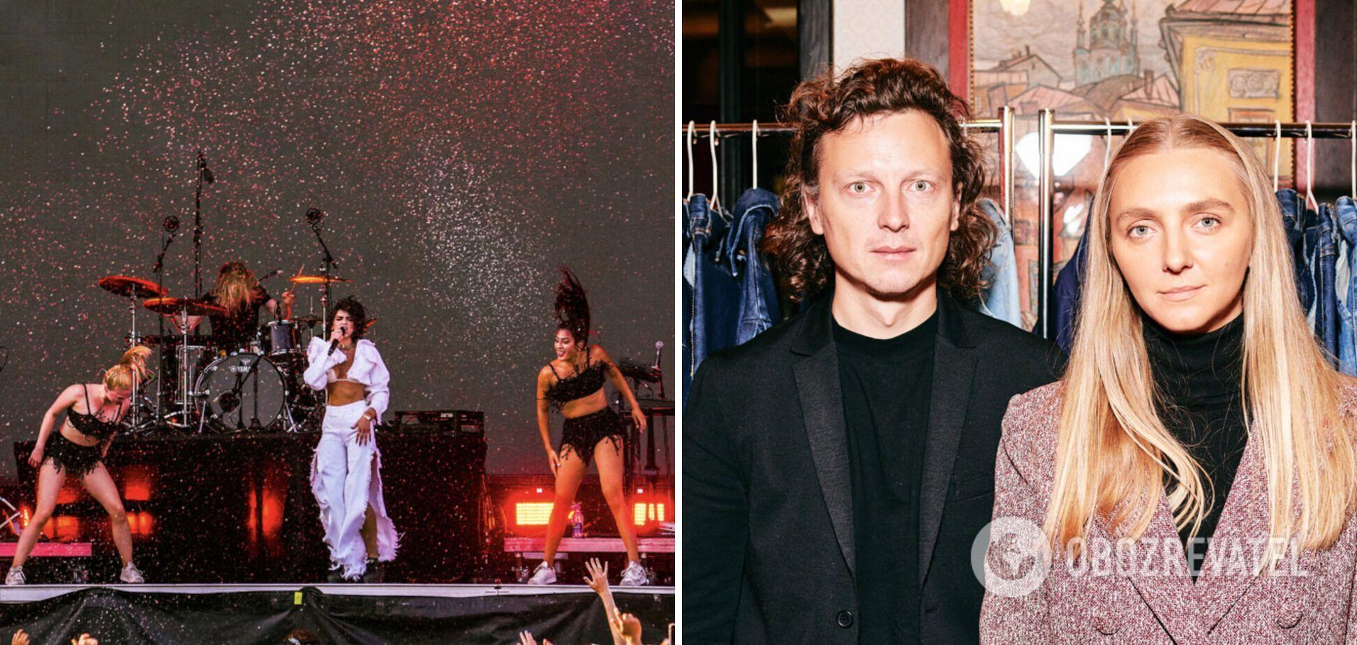 Ксенія й Антон Шнайдери одягають відомих сучасних зірок