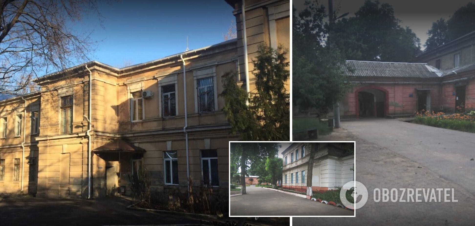 Чоловіки з інвалідністю були пацієнтами Одеського облмедцентру психічного здоров'я