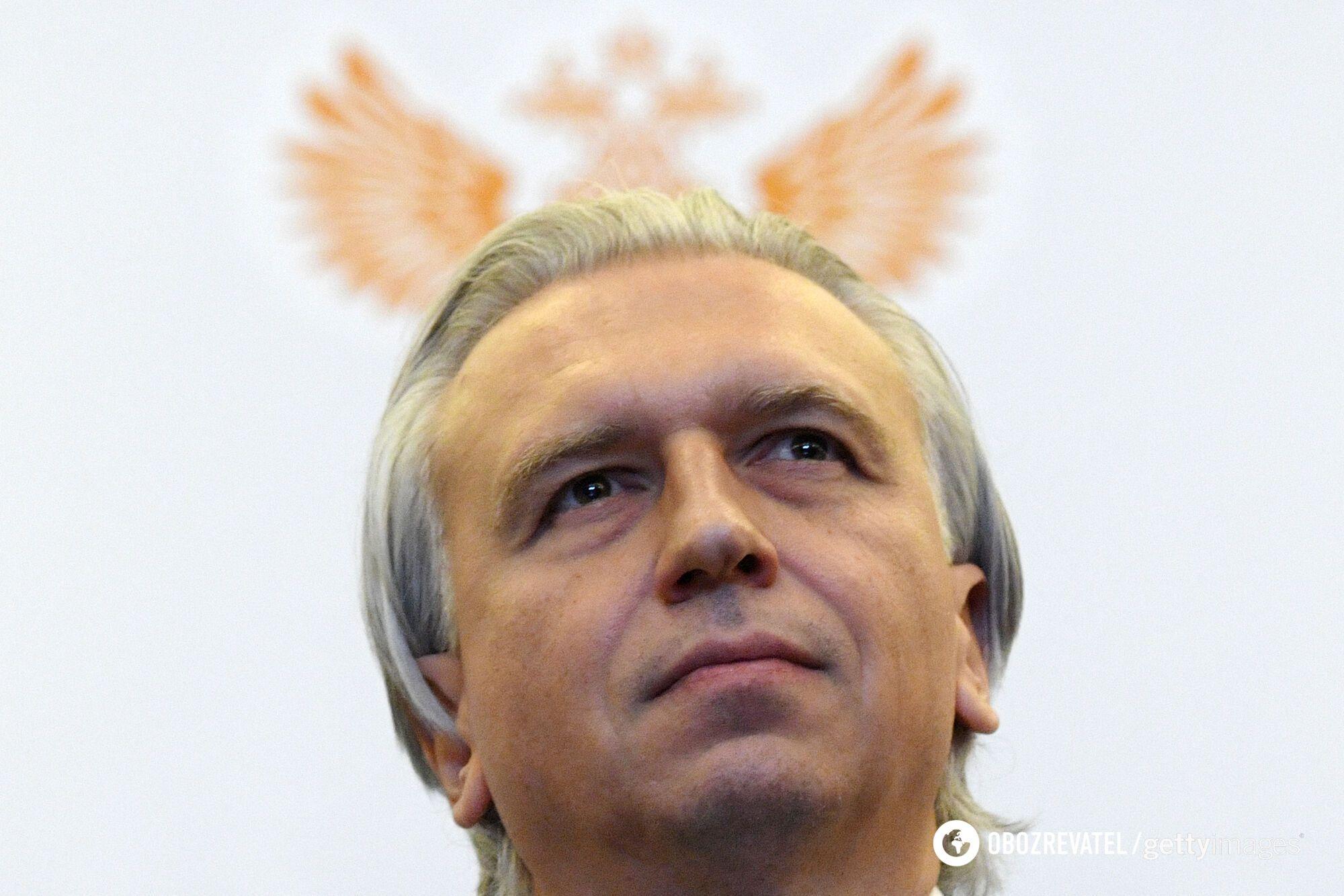 Президент РФС Олександр Дюков