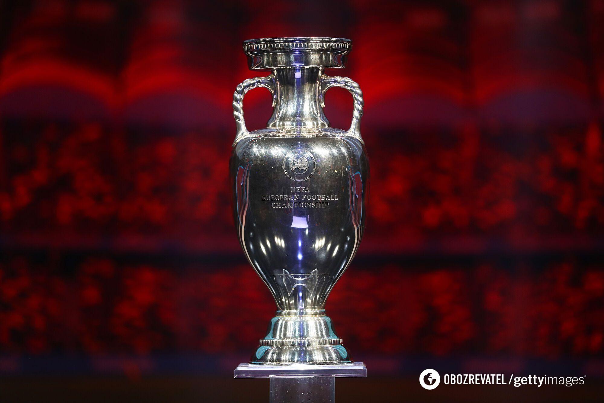 Кубок чемпионов Европы