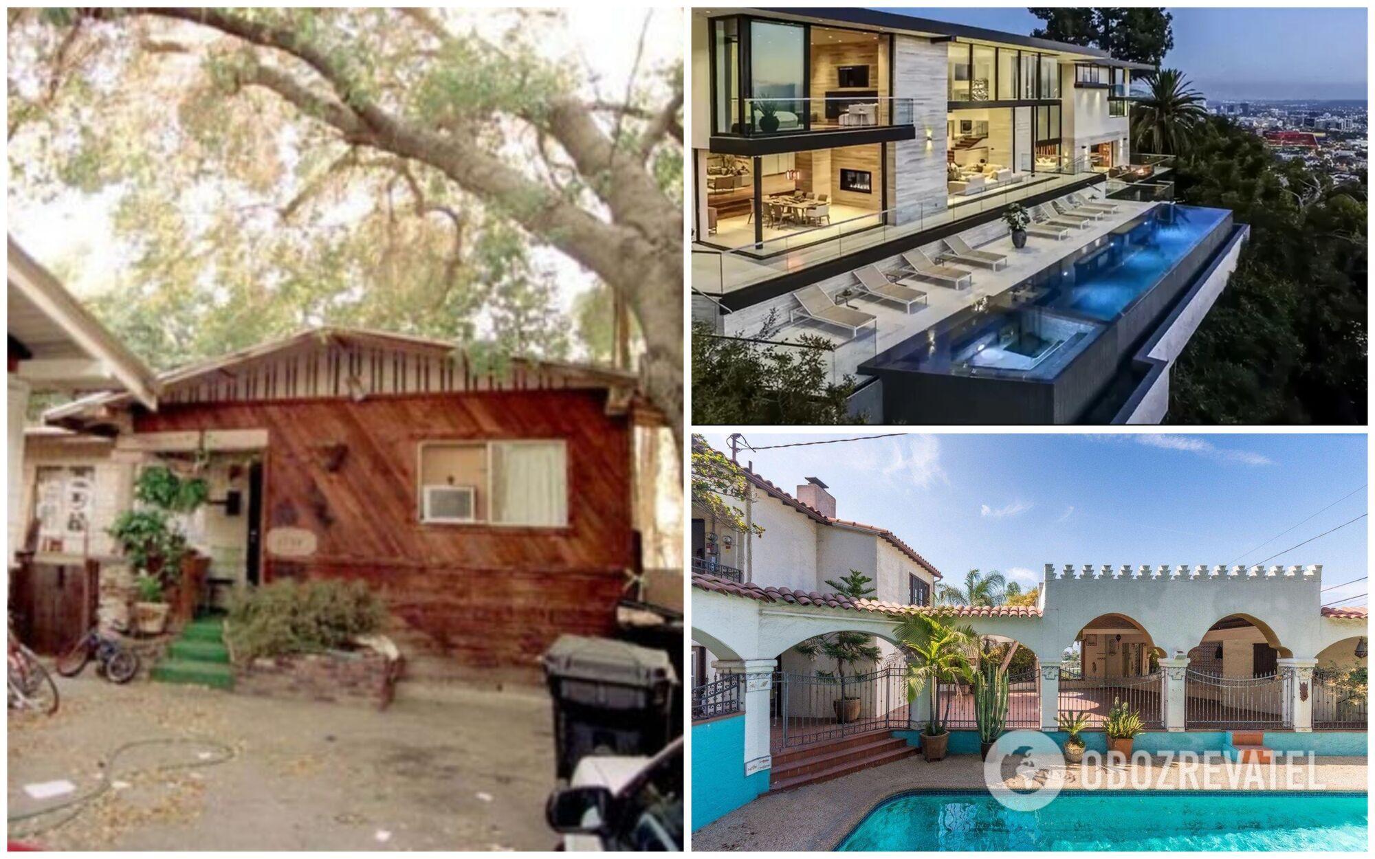 Леонардо ДиКаприо вырос в бедном районе Лос-Анджелеса, где процветала преступность.