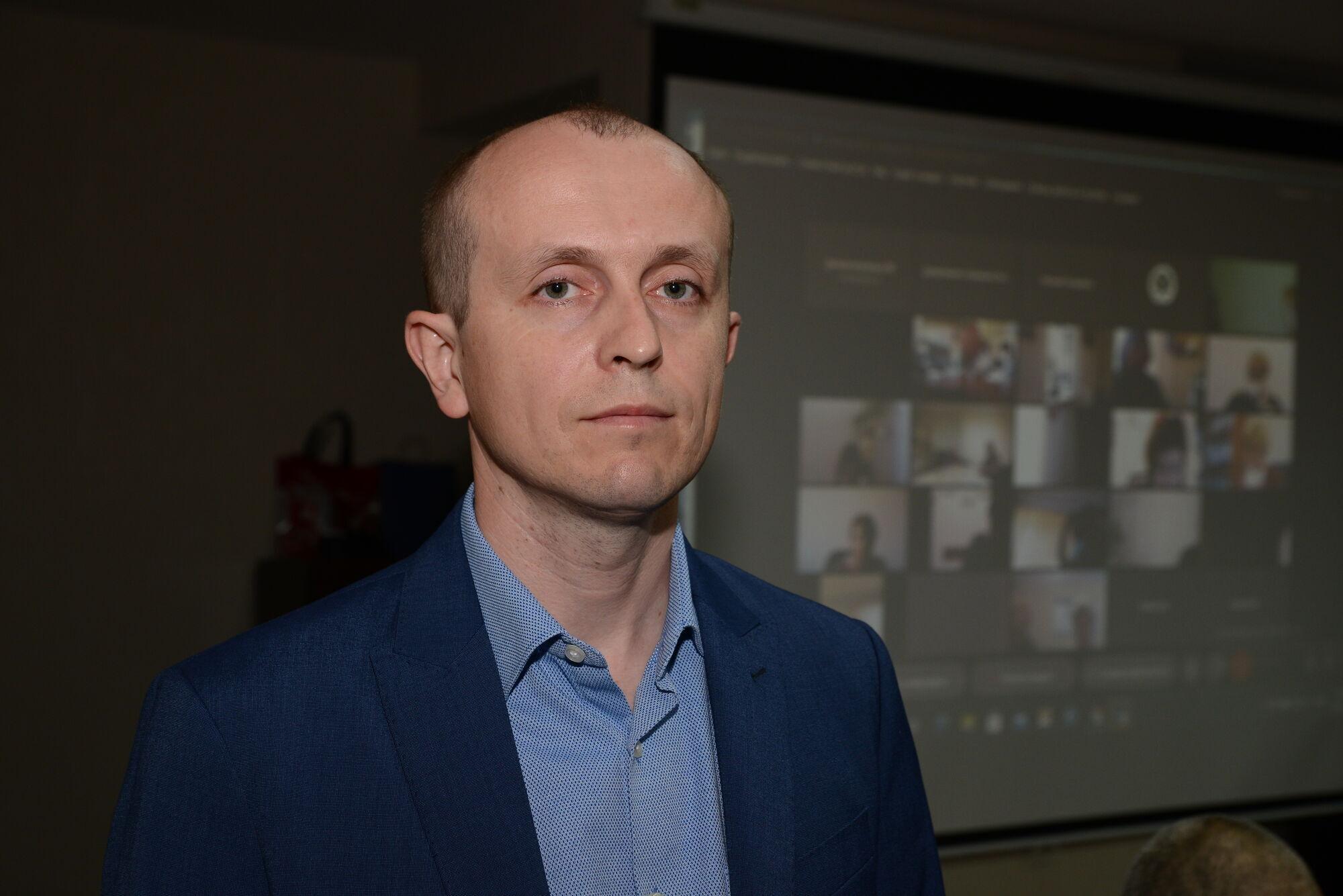 Керівник експертної групи з питань соціальної підтримки директорату соціального захисту Міністерства у справах ветеранів України Олександр Курій