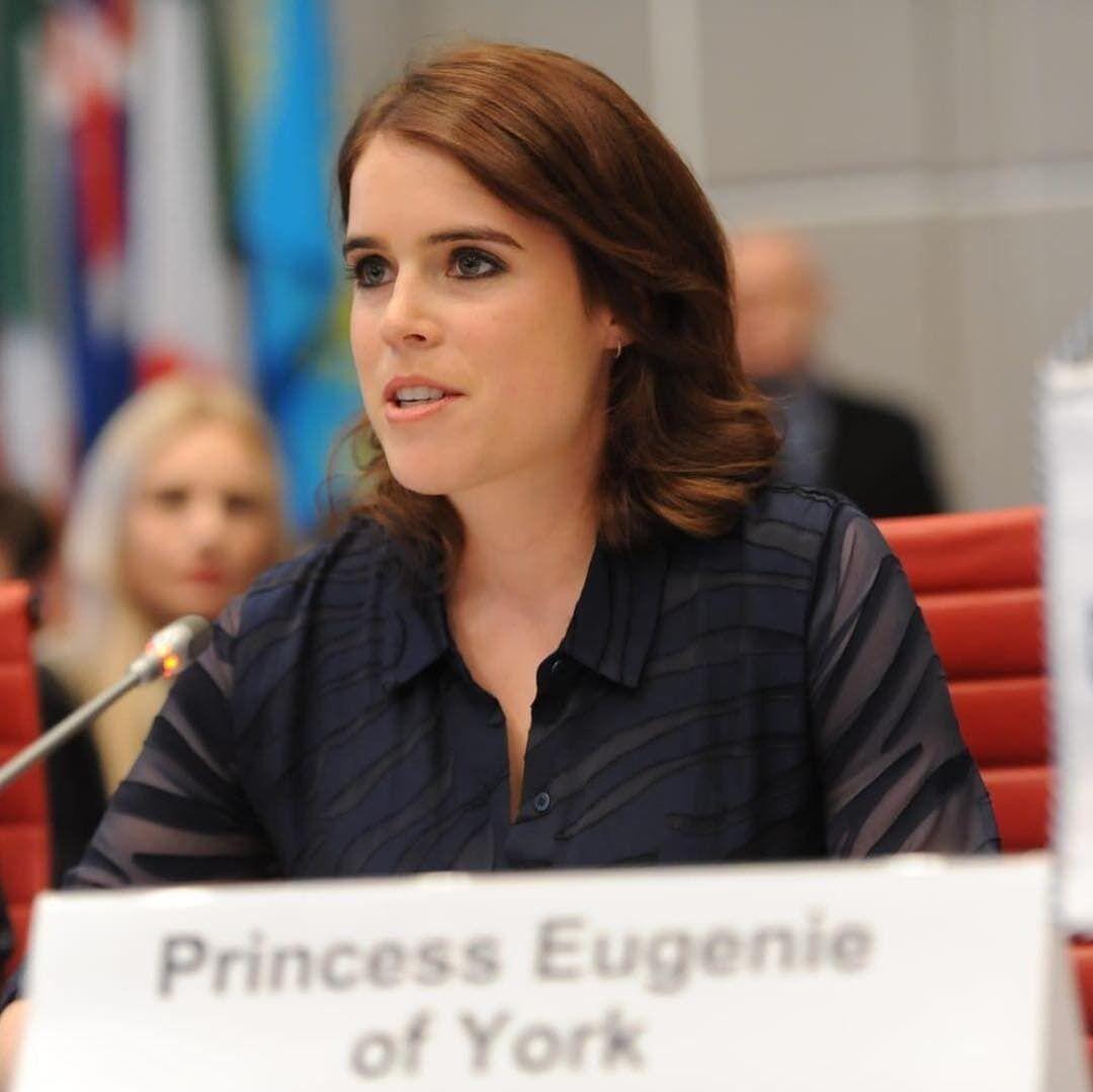 Принцесса Евгения родилась 23 марта 1990 года