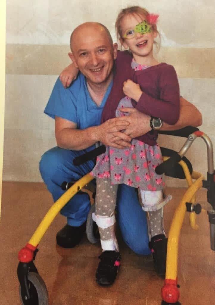 Ортопед Марк Эйдельман: когда вижу страдания детей – это меня убивает